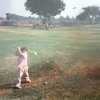 1986-mo-playing-golf-at-age-4